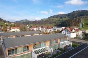 Wohnbauten - Luftaufnahmen mit Drohne
