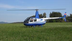 Helikopter - Professionelle Luftbilder von Immobilien