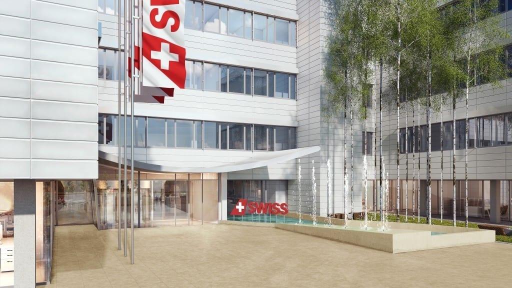 Visualisierung Bürogebäude | STOMEO Visualisierungen - Zürich