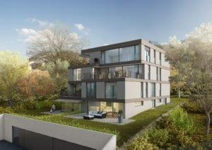 Visualisierungen und Architekturvisualisierung | STOMEO - Zürich