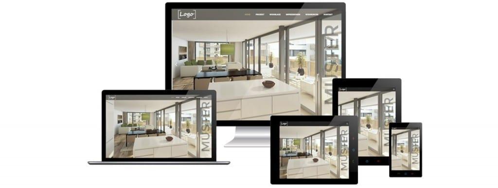 Immobilien Webseiten Agentur in Zürich