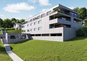 Visualisierungen MFH in Berneck