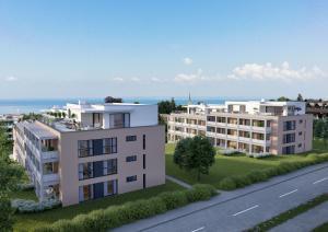 Portfolio Galerie Visualisierungen 3D Architekturvisualisierung Architektur Immobilien