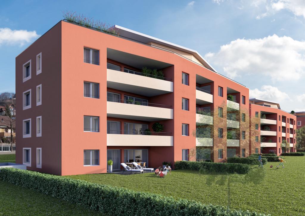 Architektur Visualisierungen von Immobilien