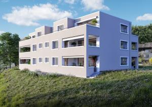 Architekturvisualisierungen Immobilien MFH in Gockhausen