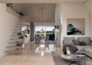 Visualisierung Maisonette-Wohnung in Winden