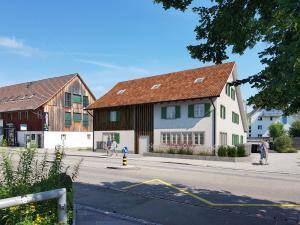 3D Visualisierung - Sanierung Haus in Dübendorf