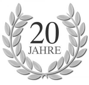 20 Jahre Jubiläum STOMEO Visualisierungen