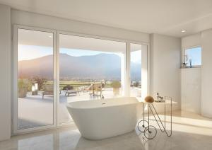 Architektur Visualisierung Modernes Badezimmer