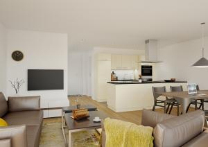 Visualisierung Innenansicht - Wohnung in Burgdorf