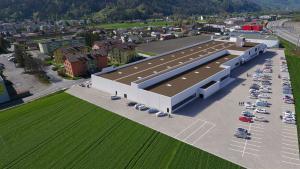 Industriebau in Bad Ragaz - STOMEO Visualisierungen
