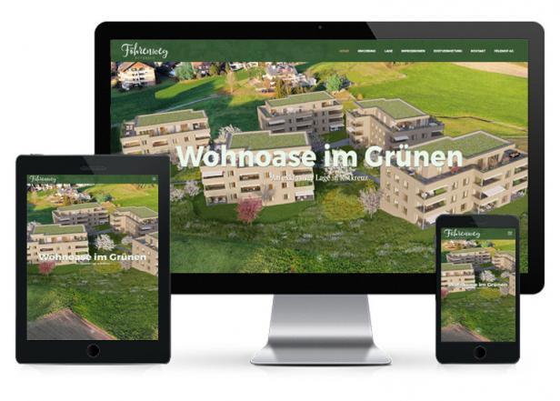 Immobilien Webseite Referenzobjekt