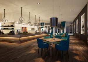Restaurant - 3D-Visualisierungen