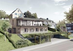 3D Visualisierung Haus