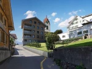 Pfrundhaus - Architektur-Visualisierung