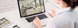 Immobilien Projektwebseiten Homepage Website Webdesign Webagentur STOMEO zürich