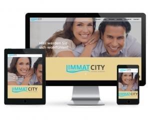 Erstbezug Wohnungen Webseite