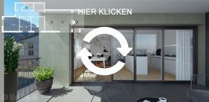 3D Tour Wohnung - Virtuelle Realität - Virtual Reality